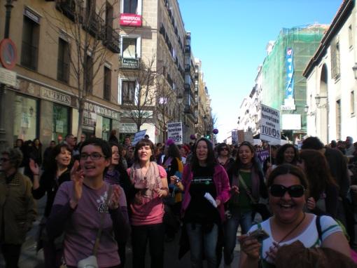 Manifestacion8marzoMadrid